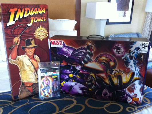 Countdown to Comic-Con 2013: Let's Go Shopping!