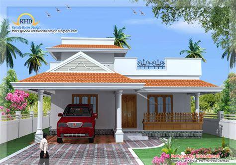small house plans kerala style kerala  bedroom house
