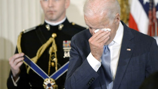 Obama throws Joe Biden a surprise party