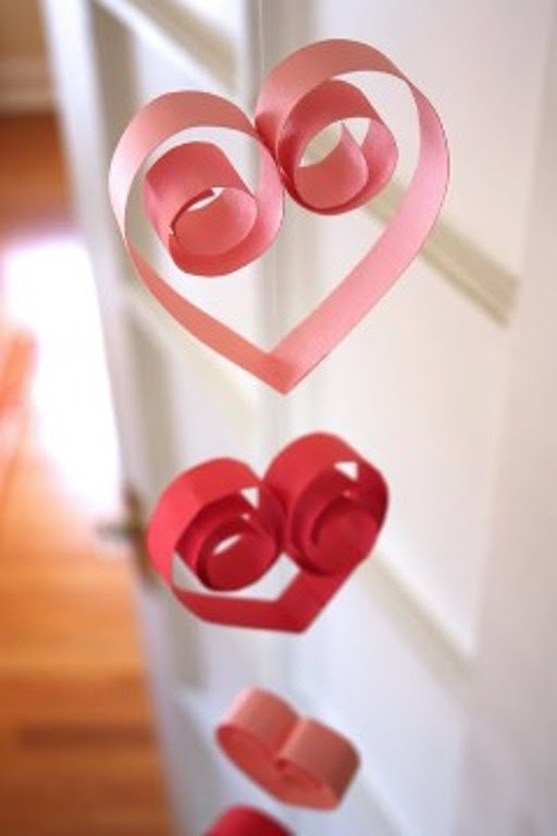 28 Cool Heart Decorations For Valentine's Day | DigsDigs