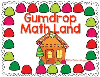 numbers, gumdrop land. candy land