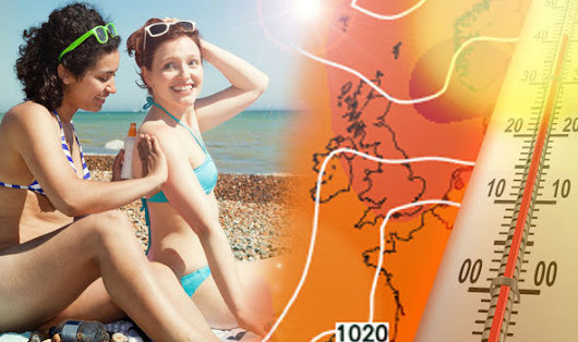SHOCK WEATHER ALERT: Hottest summer in 100 YEARS just 10 DAYS away
