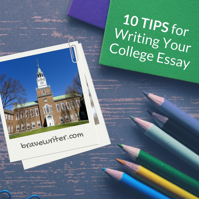 essay writing tips for college applications