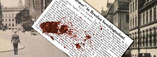 Header artykułu o zabójstwie rodzeństwa Fehse