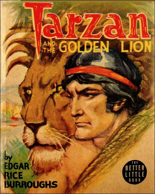 Tarzan and the Golden Lion (1922)