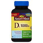 Nature Made Vitamin D3 Dietary Supplement Liquid Softgels - 300 count