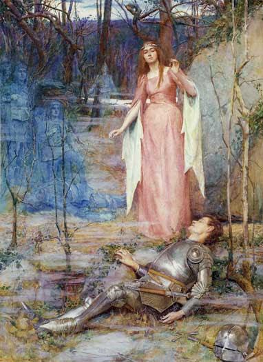 File:Henry Meynell Rheam - La Belle Dame sans Merci.jpg