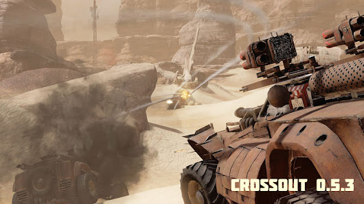 Crossout - Free to Play MMO action gameНовости