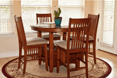 How To Reupholster Your Padded Dining Room Chairs | Jax Furniture - Refinishing & Upholstering