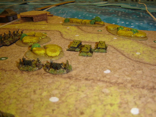 Japanese prepare strong defence at Red Beach 3