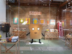 Mr Toast Pop Up Store