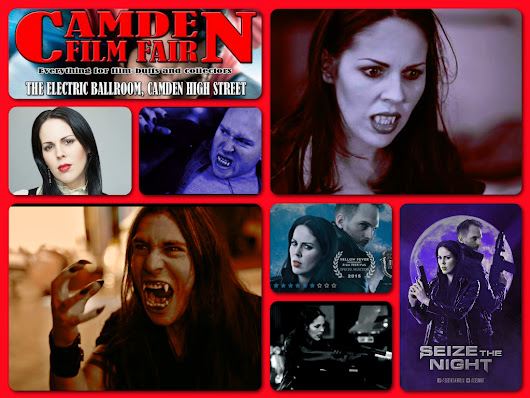 INDIE HORROR DAY AT THE CAMDEN FILM FAIR!