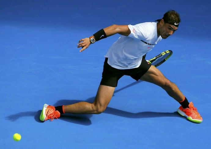 Rafael Nadal Aberto da Austrália 2017 (Foto: Reuters)