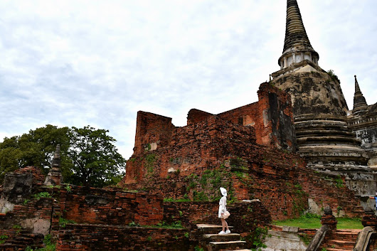 Angelstar Christy: Wat'(s) Worth Seeing in Ayutthaya