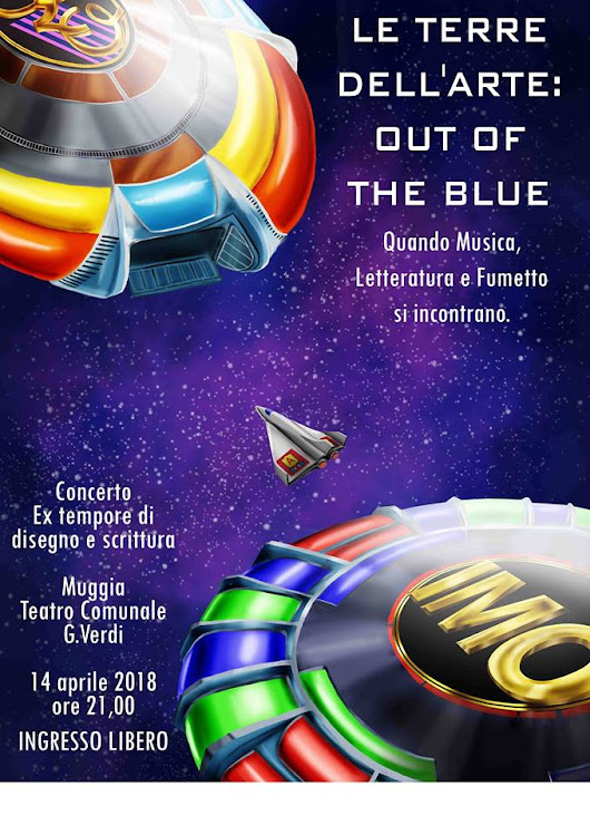 Out of the Blue – Tribute to ELO – It's Magic Orchestra