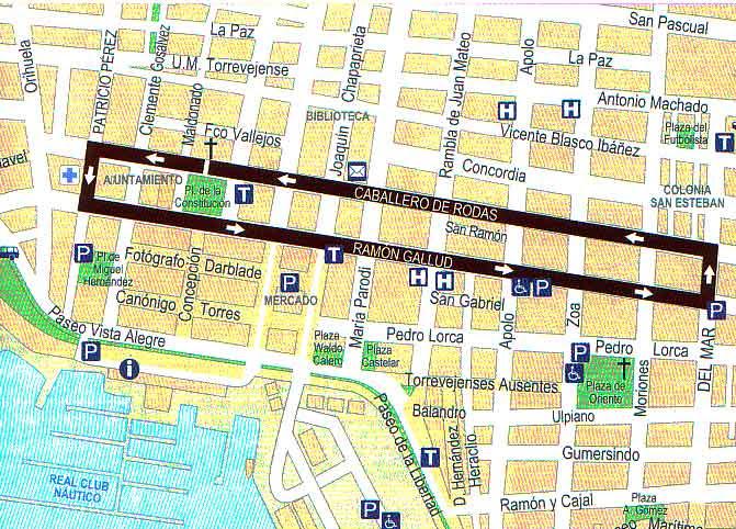 itinerario-procesion-viernes-santo-semana-santa-Torrevieja-Santo-entierro