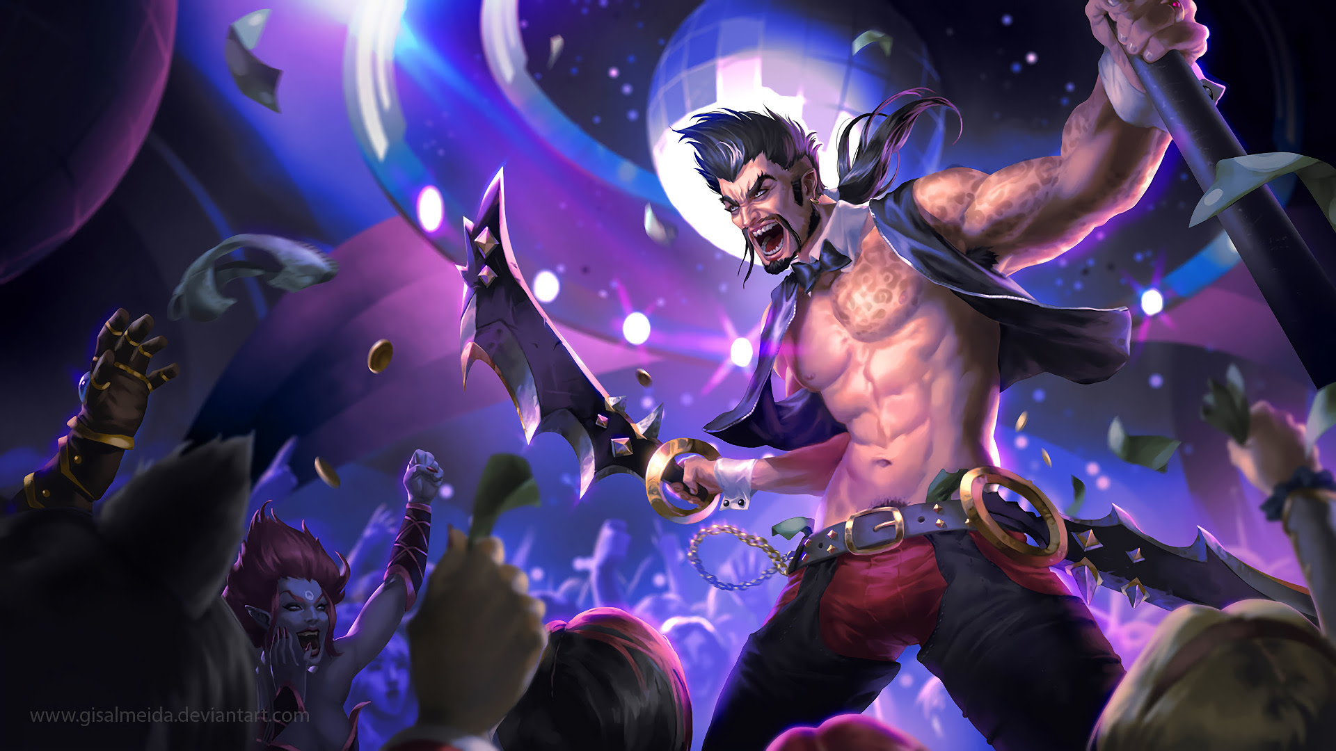 Draven Wallpapers 77 Images