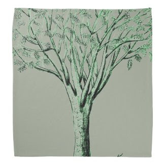 Keep it Cool Under the Tree Bandana