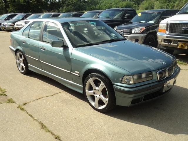 BMW 318i 1997 - image #58