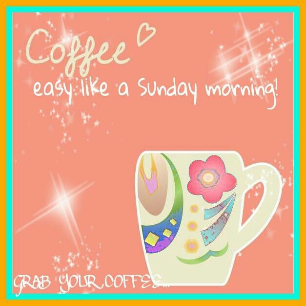 Sunday Morning Coffee Pictures, Photos, and Images for ...