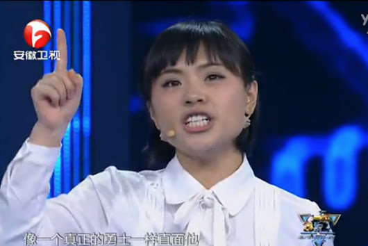 """What Can Young People Do For The World"" Chinese Girl's Speech"