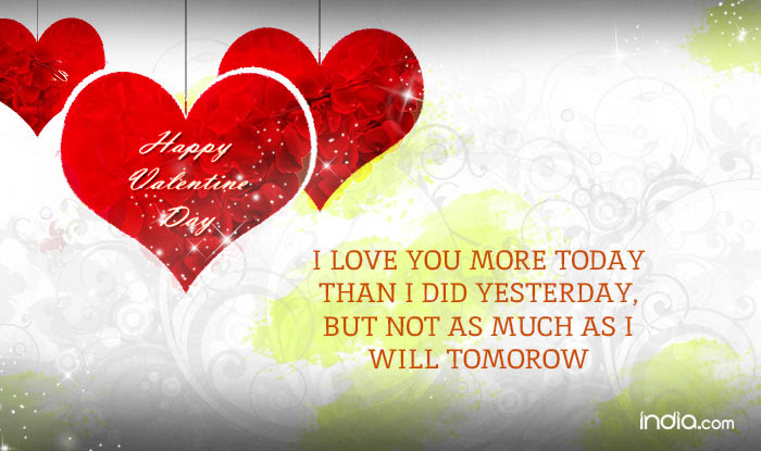 Happy Valentine S Day 2016 Wishes Best Valentine S Day Sms Quotes