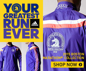 2015 Boston Marathon Collection available at adidas