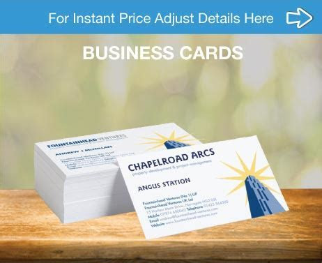 Business Cards Fast Melbourne