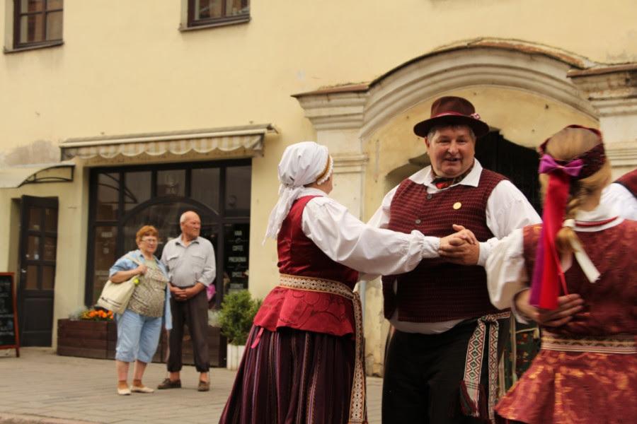 Фольклорный фестиваль Atataria в Каунасе (16)