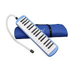 Costbuys Abiding 32 Piano Keys Melodica With Accustomed Bag Agreeable Apparatus For Music Lovers Beginnersift Admirable Ability Agreeable Apparatuss