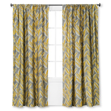 FEARFULLY & WONDERFULLY MADE: CURTAINS:  ADD LENGTH AND CREATE 2 PANELS OUT OF A SINGLE PANEL-NO SEW