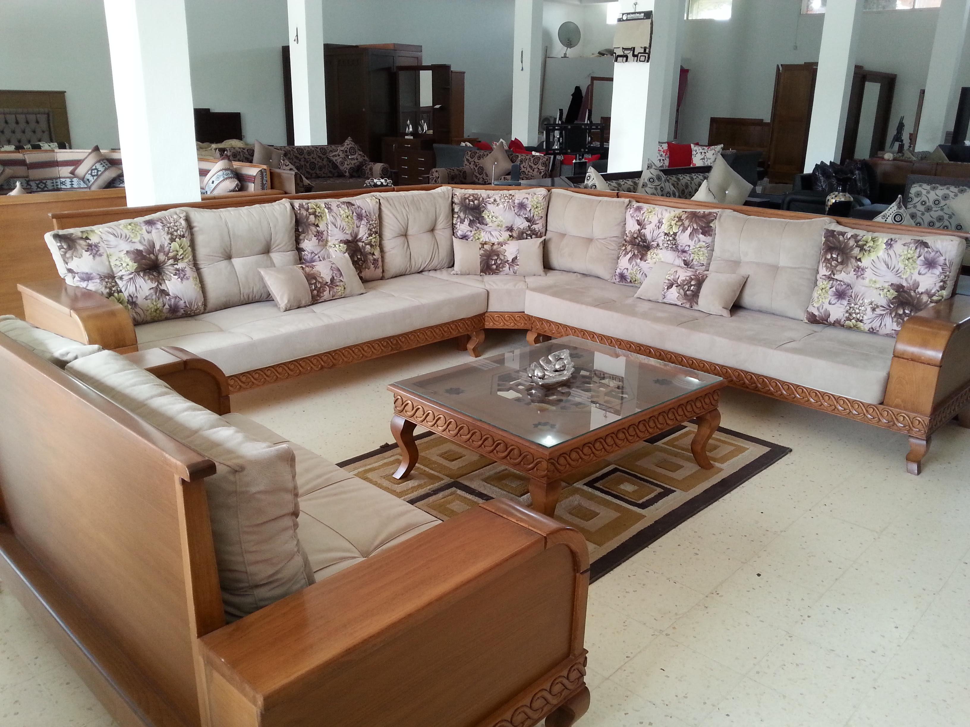 les meubles: Les Meubles De Salon En Bois