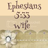 Ephesians 5:33 Wife