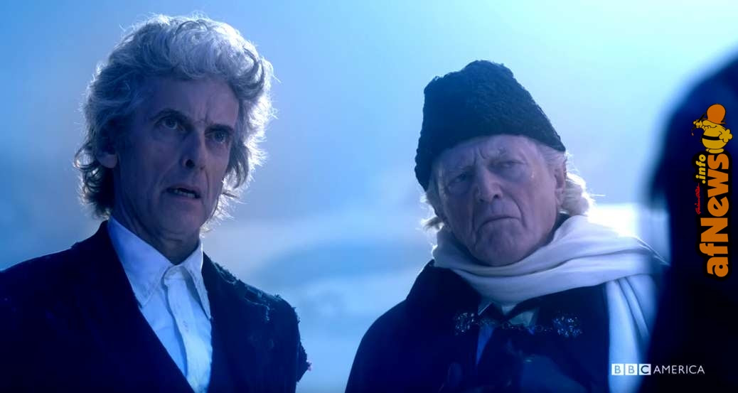 Doctor Who zittisce chi critica Jodie Whittaker e a Natale sarà Twice Upon a Time