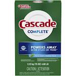 Cascade 33836 Dishwasher Detergent, 75 Oz