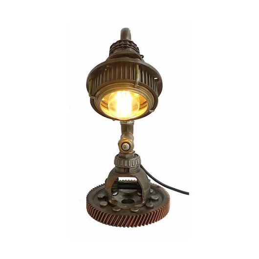 Bedroom night table lamps Industrial lamps Edison industrial