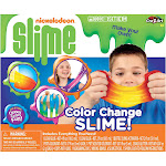 Cra-Z-Art Nickelodeon Color Change Slime Kit