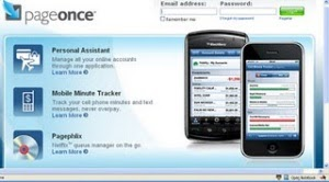 iPhone App: Track your bank accounts using PageOnce