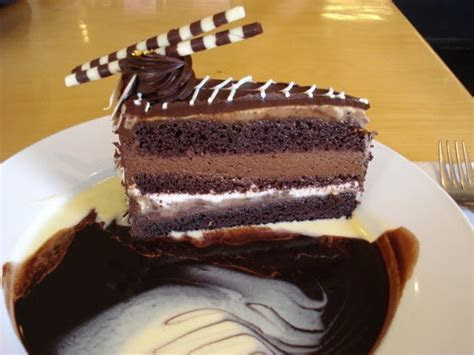 Triple Chocolat Mousse Cake   Best Collections Cake Recipe