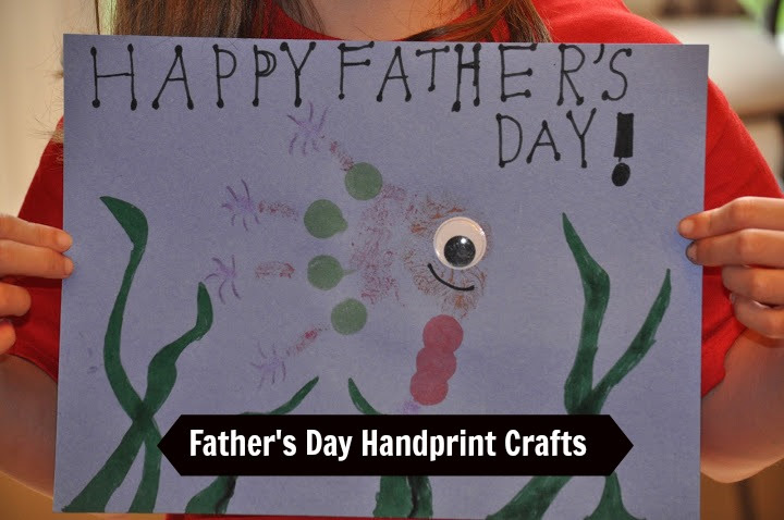 25 Easy Homemade Crafts For Fathers Day
