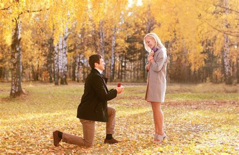 Best Places For A Fall Marriage Proposal In Los Angeles