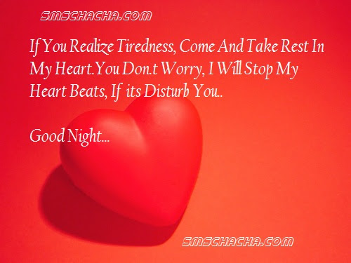 Heart Touching Good Night Quotes