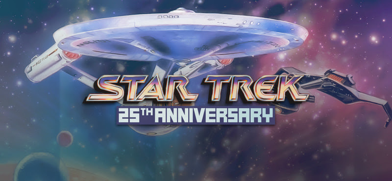 Star Trek™: 25th Anniversary