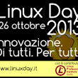 Call for talk Linux Day 2013