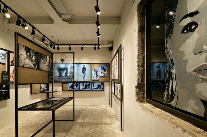 » adidas SUPERSTAR | Hall of Fame Pop-up Store by ...