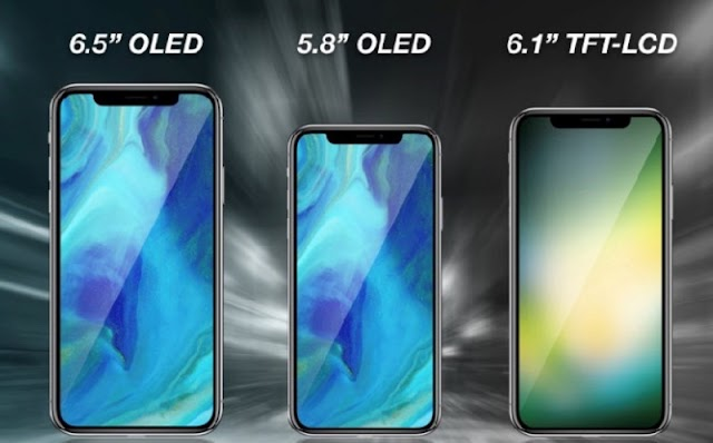 Eurasian Database Confirmed Apple To Launch Three New iPhones And Two New iPads In 2018