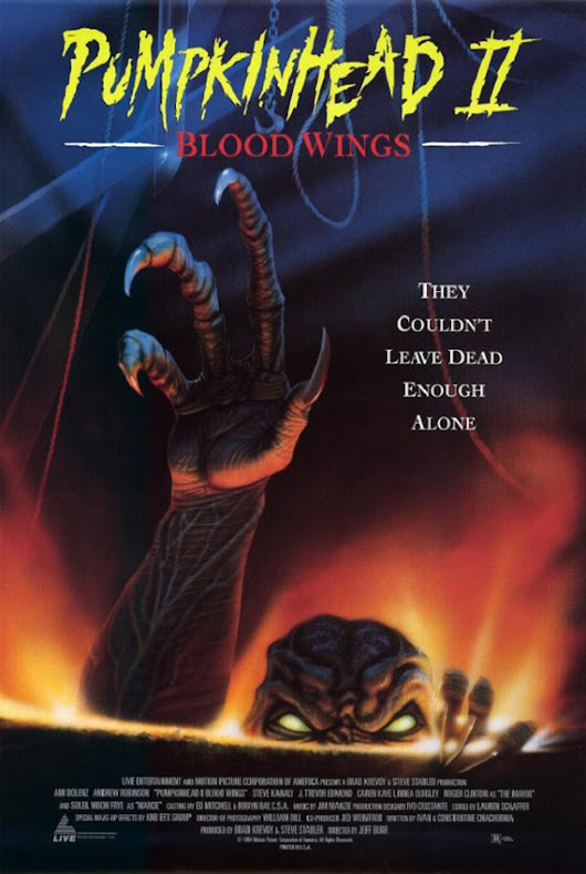 Pumpkinhead 2 (1993) Blood Wings