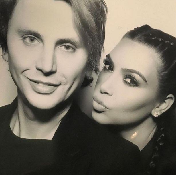 Kardashian / Jenner Christmas Eve party