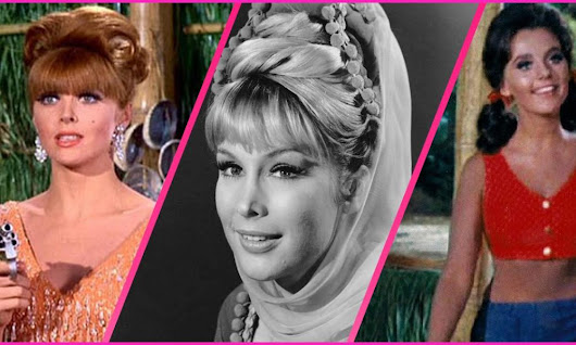 35 Famous Women of the 60s Today