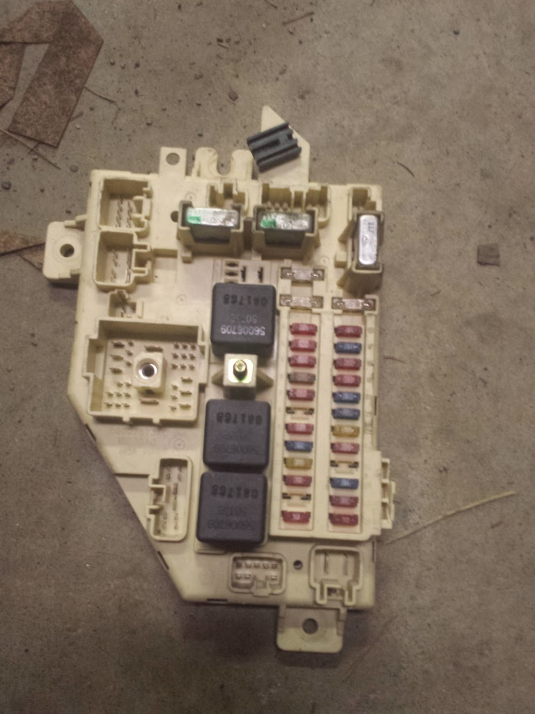 DIAGRAM 97 Jeep Cherokee 4 By 4 Fuse Box Location FULL ...